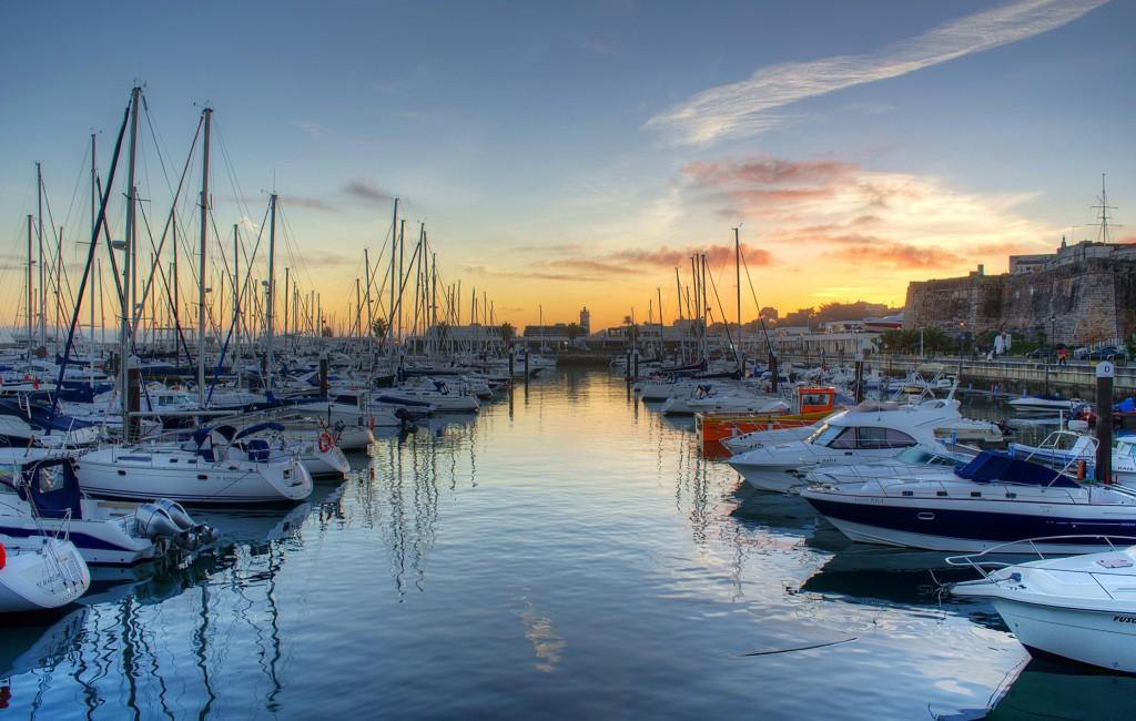 Cascais Docks