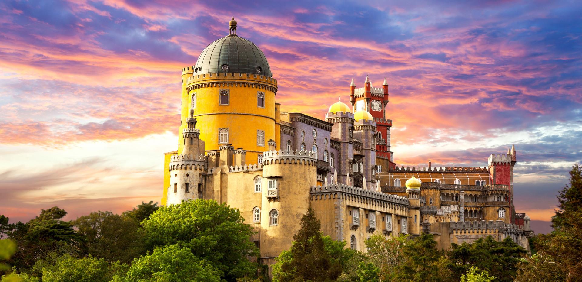 Pena's Palace - Sintra