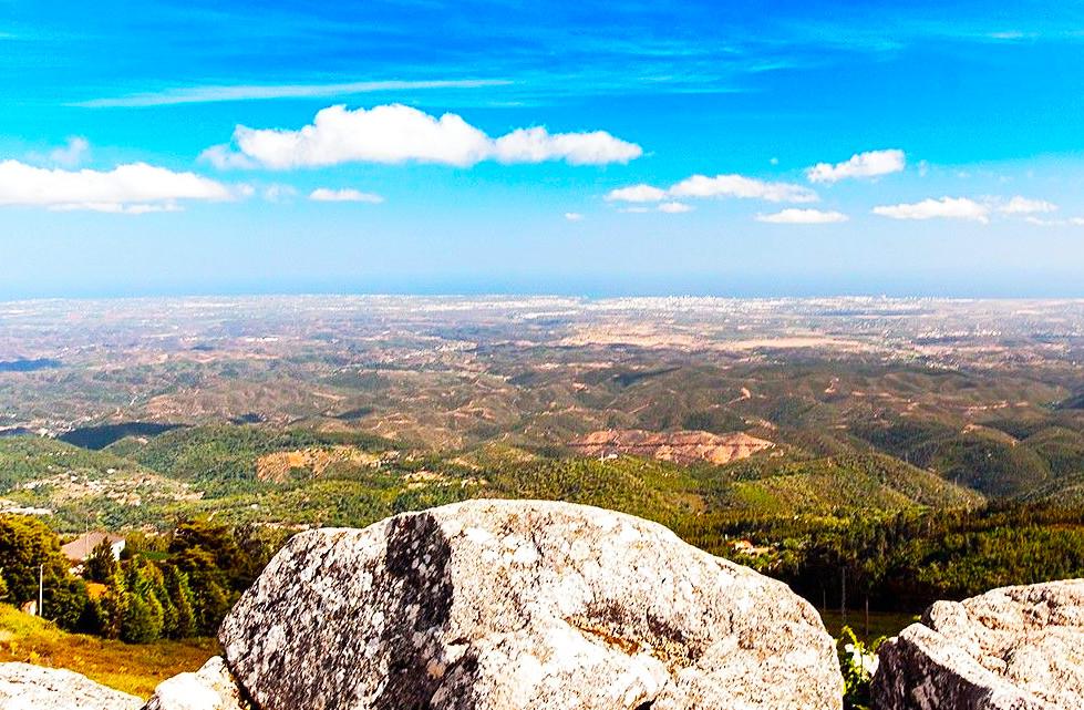 Monchique Mountain