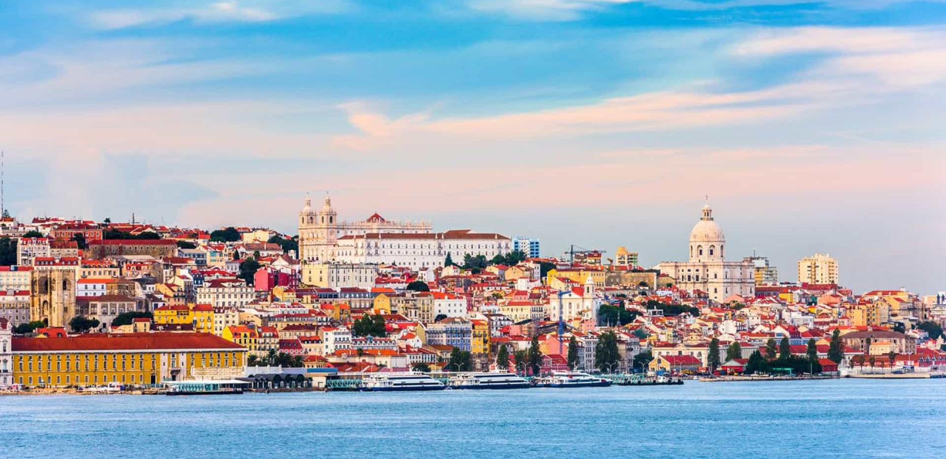 Lisbon Docks