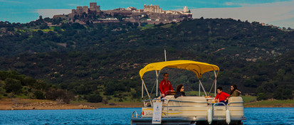 Boat Ride in Alqueva