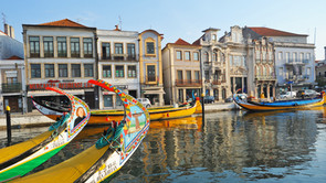 Typical Boat Ride in Aveiro