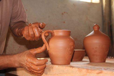 S. Pedro do Corval Pottery