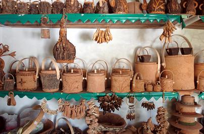 Handicrafts in Évora