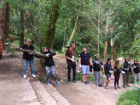 MSC/MEDWAY OUTDOOR - SERRA DO BUSSACO