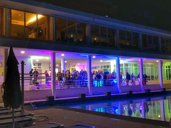 MSC/MEDWAY OUTDOOR - GRANDE HOTEL DO LUSO