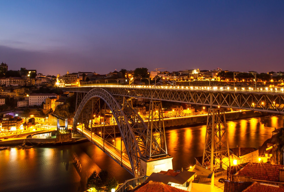 D. Luis I Bridge