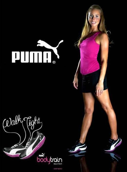 Gemma Mengual - PUMA