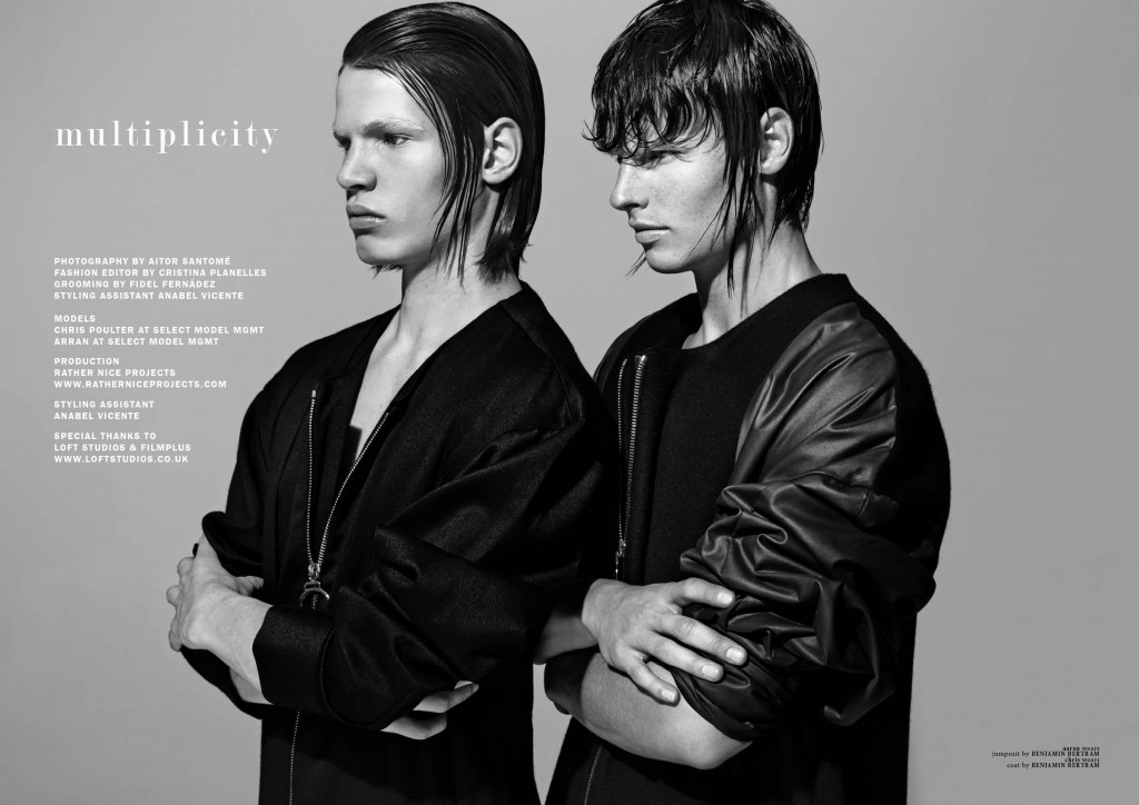 Clien Magazine UK