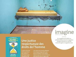 """""""Destination carcérale"""" dans Imagine Demain le Monde"""
