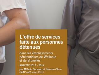 """""""Destination carcérale"""" pour la CAAP"""