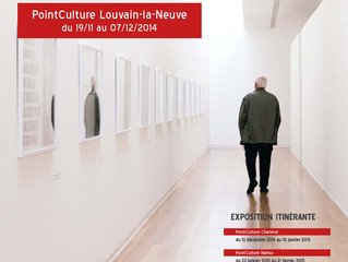 """Expo """"Grand angle sur les musées"""" avec CARAVANE - dernière étape BXL"""