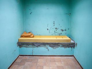 """Expo """"Destination carcérale"""" à Bruxelles"""