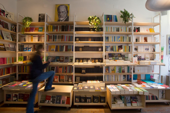 RR | Bookshop & Cafè, Milano