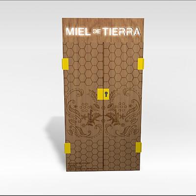 Miel de Tierra Box