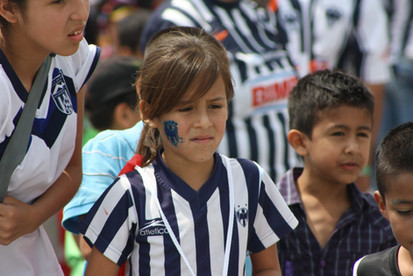Niño Rayado