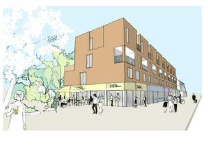 2018 starts with planning win for mixed-use Sewardstone Road scheme.