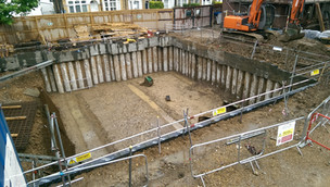Wiseton Road starts on site