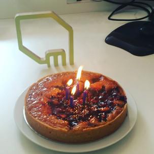 Modulor's 4th birthday!