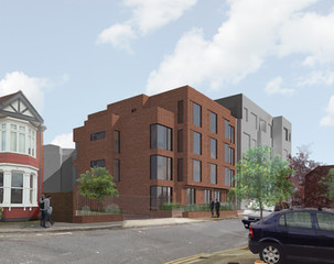 Planning permission granted for Co-Living scheme in Harrow