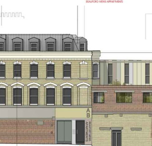 New 20 apartment project in Fulham