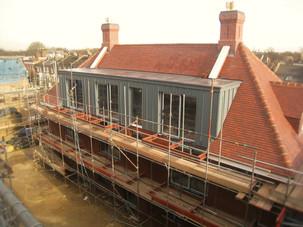 Wiseton Road starting to take shape