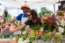Aromatic Acres at the TOSA Farmers Market