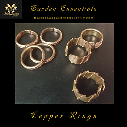 Copper Rings