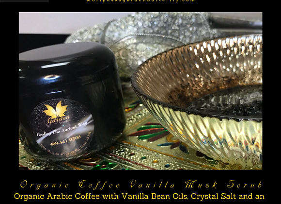 Coffee Egyptian scrub