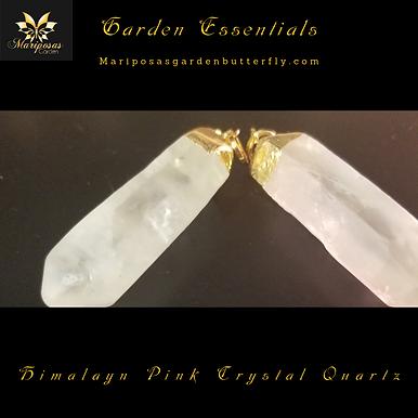 Himalayan Pink Crystal Quartz