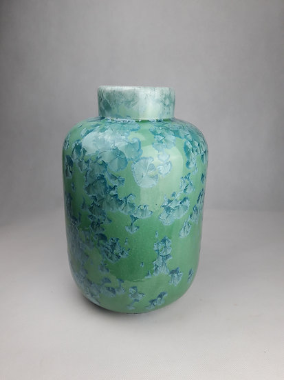 CRYSTALLINE XL vase