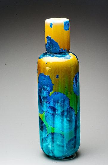 CRYSTALLINE Tall Vase