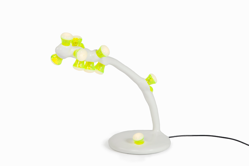LEDS CLAY Desk light, 12 lights