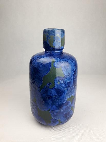 CRYSTALLINE Botlle Vase