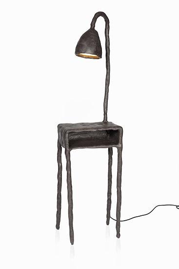 PLAIN CLAY Table with light