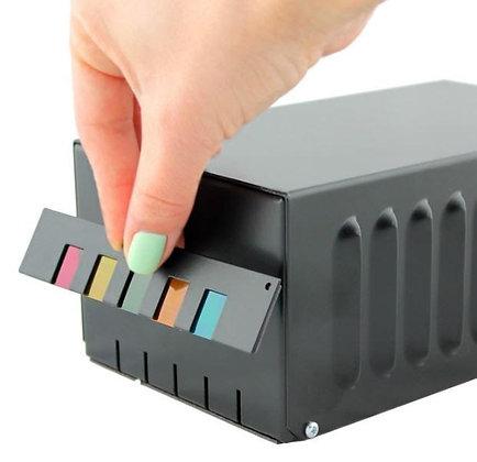Source 5 faisceaux avec filtre 5 couleurs et alimentation