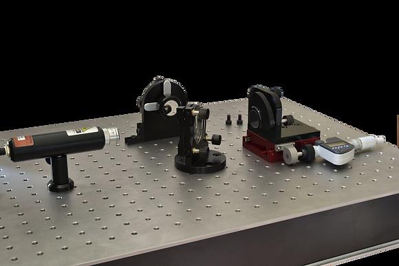 Interféromètre de Michelson petites optiques