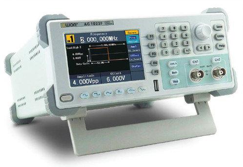 Générateur BF 2 voies 10MHZ - Fqmètre-modulation-ampli 10W