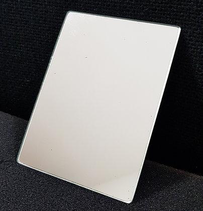Miroir plan économique - 100*75mm