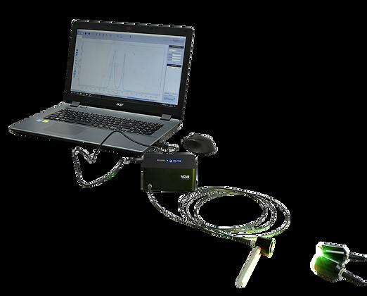 Spectromètre à fibre-priorité gamme spectrale/200-1050nm