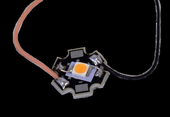 Ampoules LED pour polarimètre de Laurent
