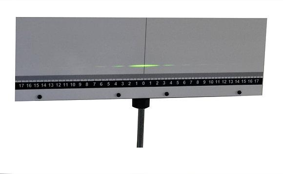 Ecran spécial diffraction 40*10cm