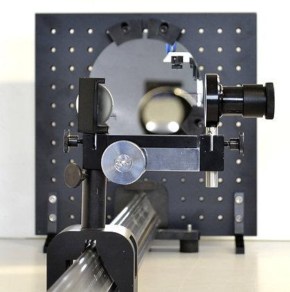 TP Instruments optiques : Téléscope de Newton