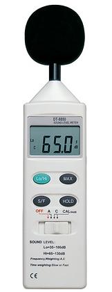 Sonomètre digital 35-130DR à micro électret