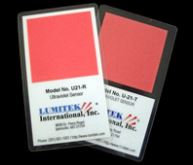 Carte photosensible UV 250-500nm