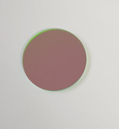 Filtre interférentiel diam 40mm