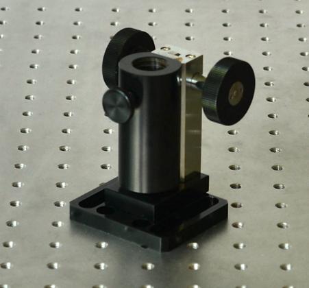 Cavalier prismatique à réglage vertical Z multidiamètre