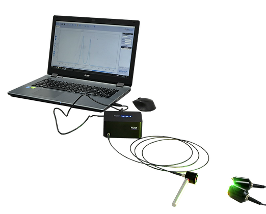 Spectromètre à fibre - priorité sensibilité élevée