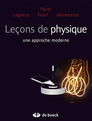 """Ouvrage """"Approche Moderne de la Physique"""""""