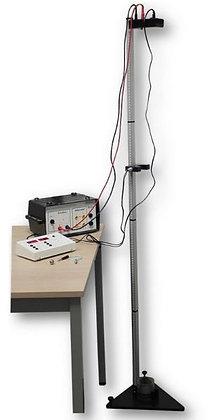 Système de chute libre avec capteurs